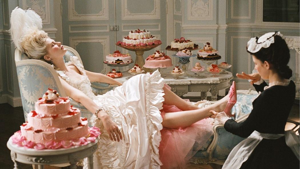 Marie-Antoinette, Film de Sofia Coppola (2006)