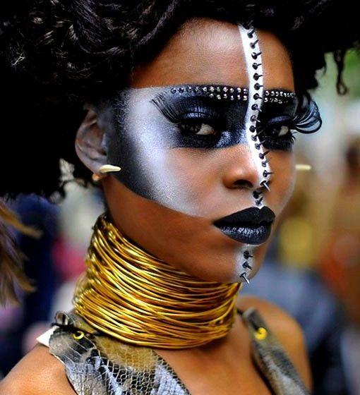 Maquillage leconservatoiredumaquillage.fr, Vivre Baroque